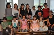 6/17/2012 第5回ピアノ発表会 終了しました